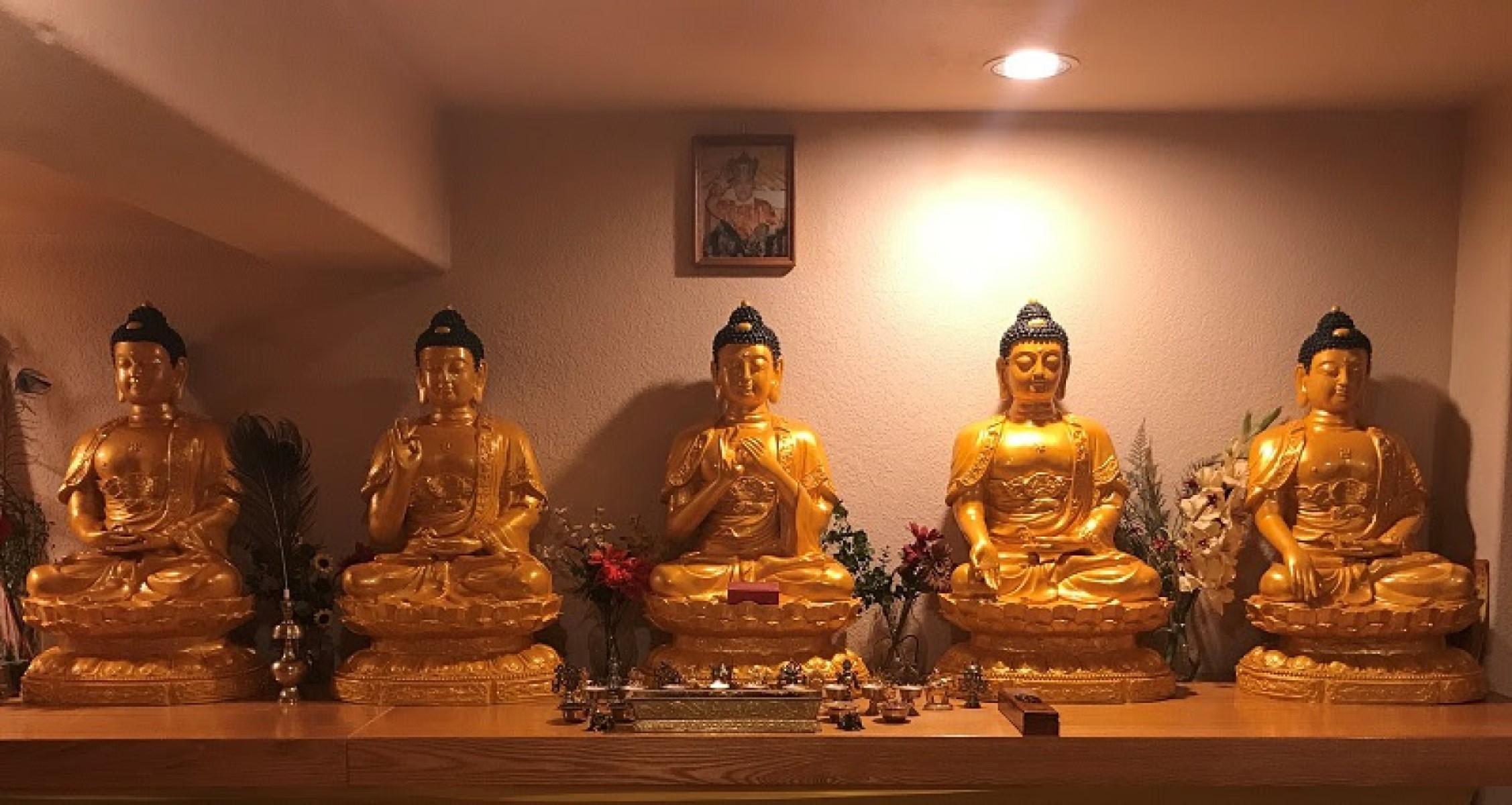 Wisdom Eye Dharma Center